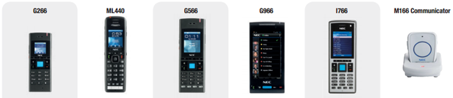 NEC IPDECT VoIP Telephones